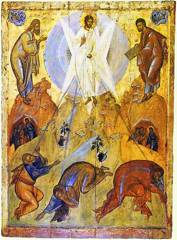 Transfiguration: Theophanes the Greek, 15thC