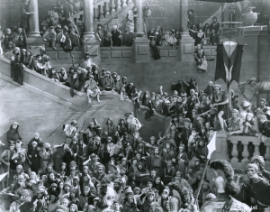 "Cecil B. DeMille, ""King of Kings"", 1927"