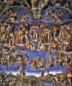 Michelangelo. Sistine Chapel