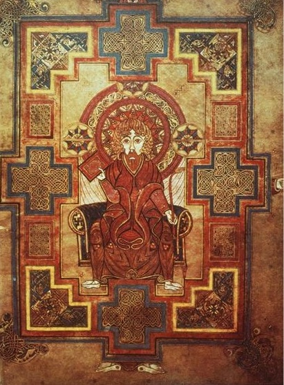 John the Evangelist, Book of Kells