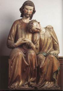 John the Beloved, Sankt-Katharinenthal, Switzerland, 14thC