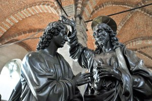 Verrocchio, Orsanmichele, Florence, 15thC