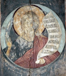 Isaiah, Andrei Rublev, 15thC