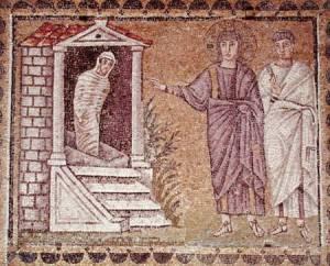 Sant'Apollinare Nuovo, Ravenna, 6thC