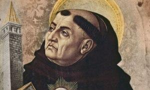 Thomas Aquinas, Carlo Crivelli, 15thC