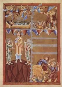 Nativity & Transfiguration, Cologne, 11thC