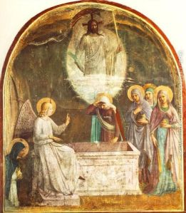 Fra Angelico, San Marco convent, Florence, 15thC